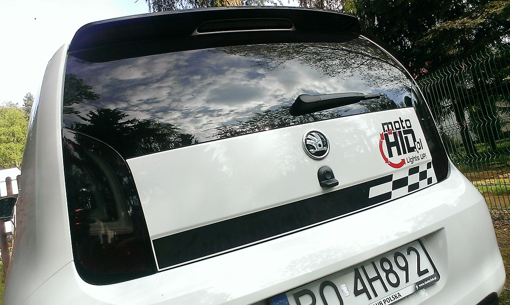 LED TAILLAMPS VW UP Skoda Citigo