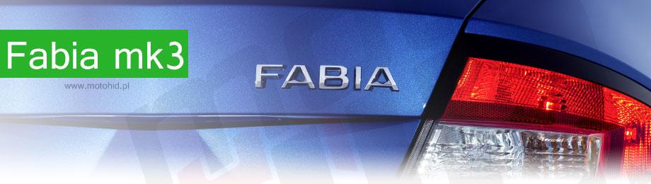 Skoda Fabia 3 MK3